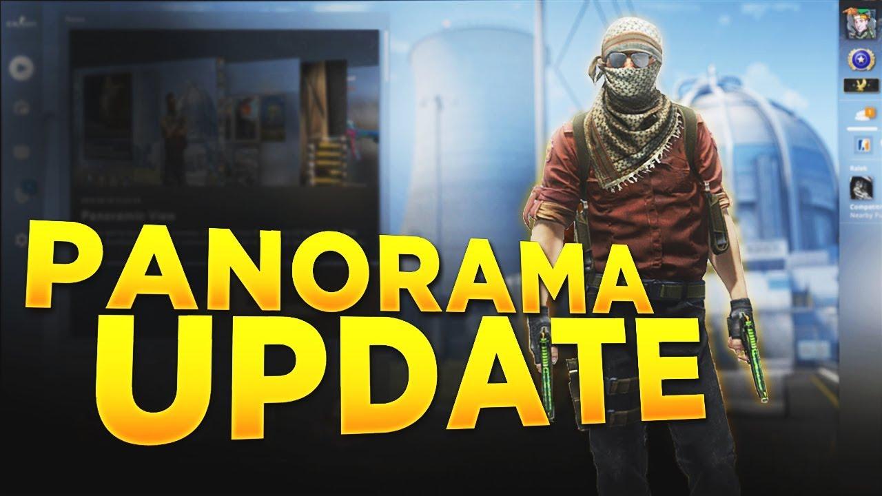 CS:GO Büyük Güncelleme (Panorama Update) Videosu