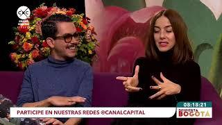 Cecilia Suárez actriz y Manolo Caro director de La Casa de las Flores - Despierta Bogotá