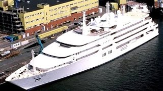 10 Largest Yachts In The World