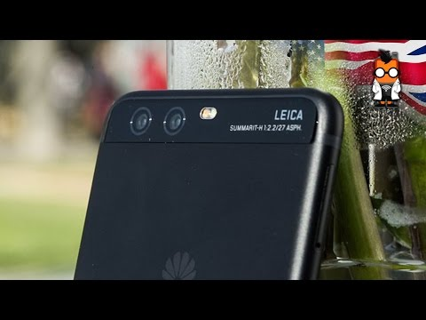 Thumbnail: Huawei P10 Unboxing and Detailed Hands On