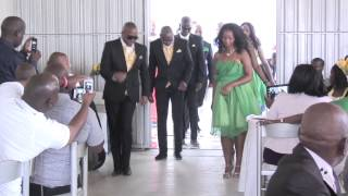 South African Wedding - Kenny & Bulelwa