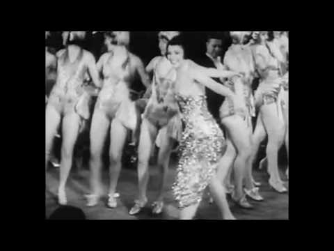 Great Chorus Dance  1929  (The Early Rockettes)