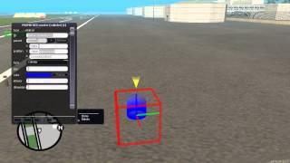 Como Editar Mapa MTA Map Editor 1.3