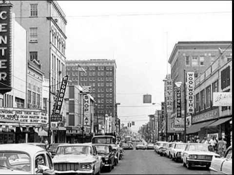 History Of Downtown Greensboro : 1950s