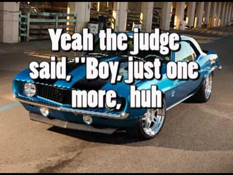 I Can't Drive 55 by Sammy Hagar Lyrics