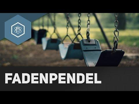 Das Fadenpendel & Kleinwinkelnäherung – Schwingungen - Abitur