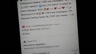 Categorias de vídeos ICQ