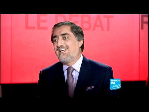 FRANCE 24 The Interview - Abdullah Abdullah, former Afghan foreign minister