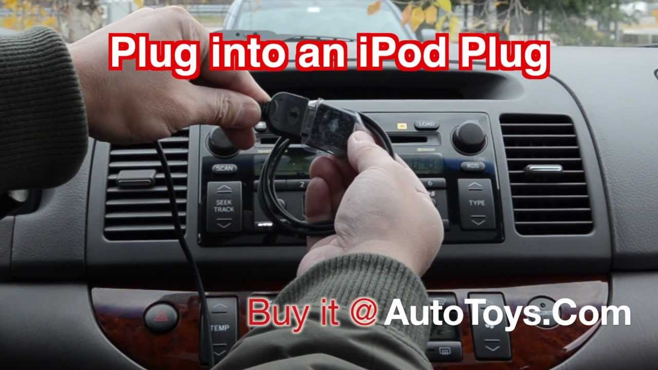 Ipod Plug Wiring Diagram