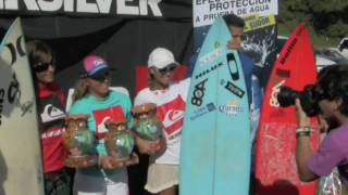Pucha - 10x Panama Womens Surf Champ - Sponsor Appreciation - Remix