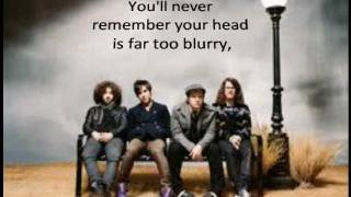 Disloyal Order of Water Buffaloes - Fall Out Boy (Lyrics)