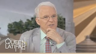 Steve Martin and the Roller Derby Girls on The Queen Latifah Show
