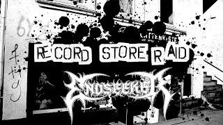 Endseeker – 'Record Store Raid'