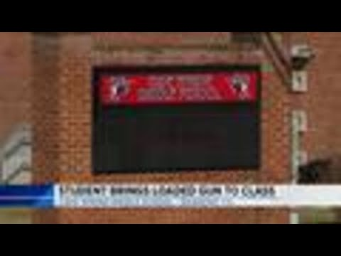 Student brings loaded gun to Cave Spring Middle School