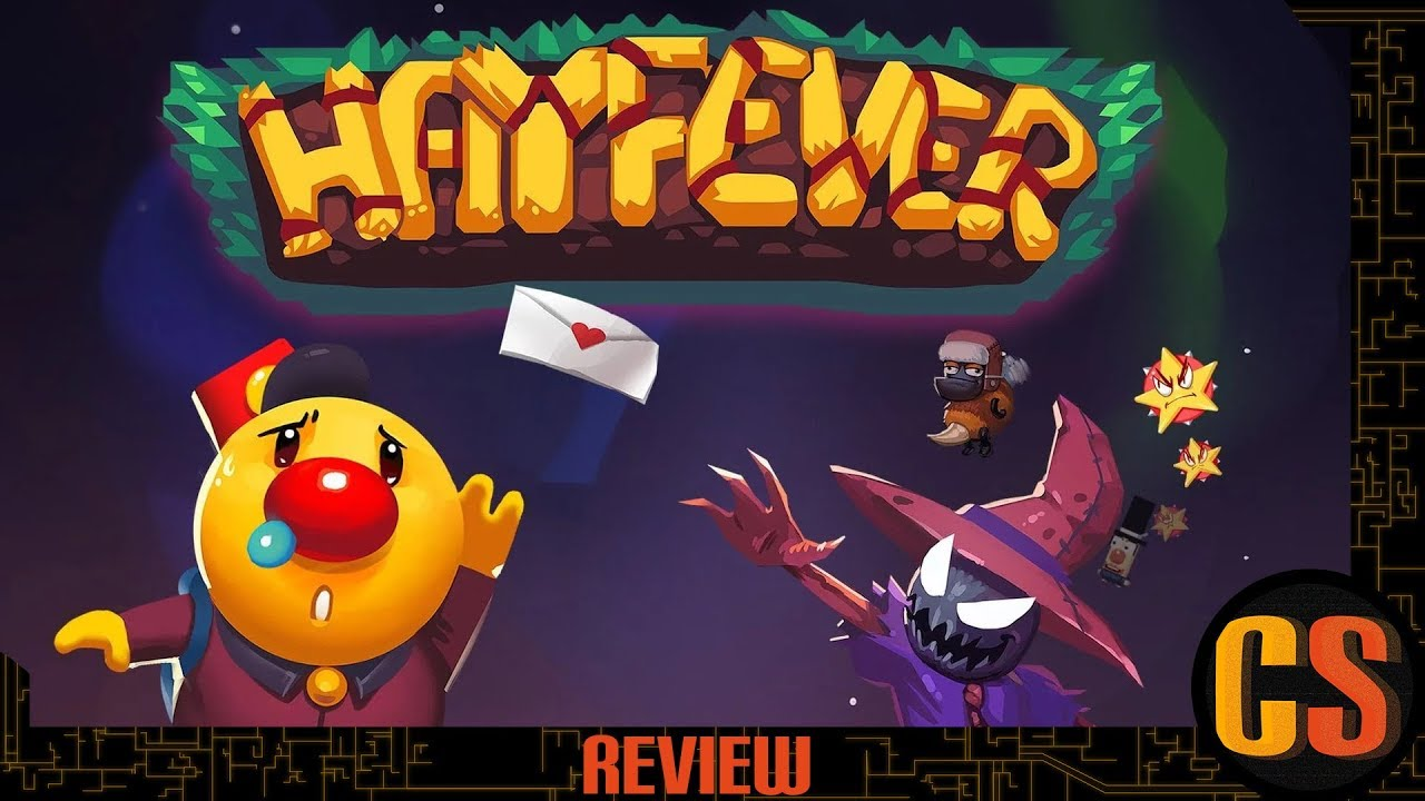 HAYFEVER - PS4 REVIEW (GREAT PLATFORMER) (Video Game Video Review)