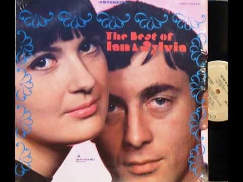 FOUR STRONG WINDS , IAN & SYLVIA , 1968 VINYL LP