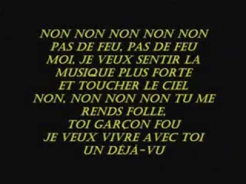 Inna Deja Vu paroles traduction en français