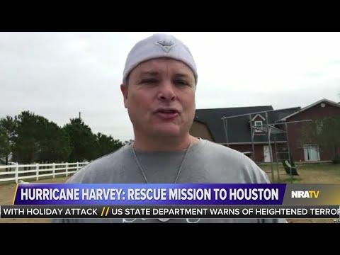 Hero Spotlight: Kenny Vaughan, Hurricane Harvey Hero