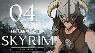 The Elder Scrolls V: Skyrim Special Edition | Part 4: Mean to Kids