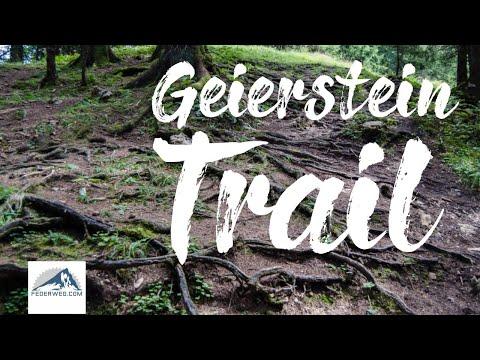 MTB Trail am Geierstein bei Lenggries