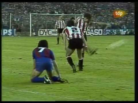 Download Season 1983/1984. Athletic Bilbao - FC Barcelona - 1:0