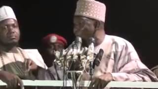 Repeat youtube video ALJANNAH  GA  PASSENGER - SHEIKH KABIRU GOMBE