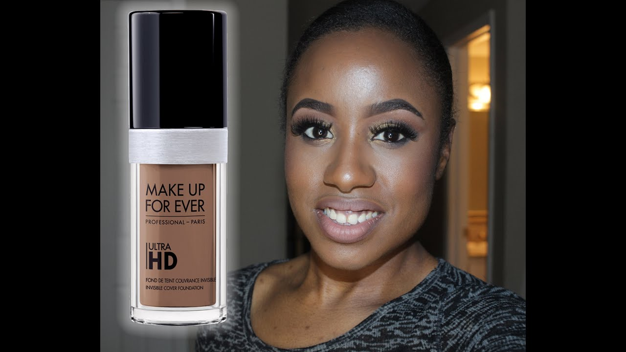 MAKE UP FOR EVER HD High Definition Foundation reviews, photos, ingredients - MakeupAlley
