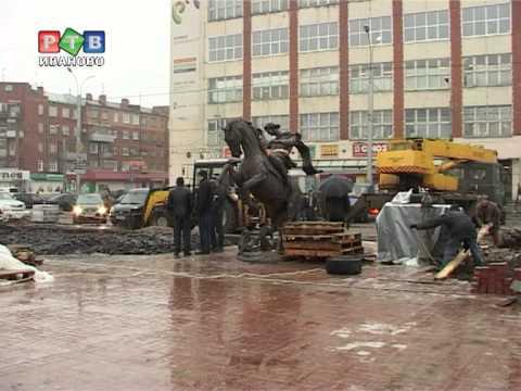 Памятник Георгию Победоносцу откроют 4 ноября