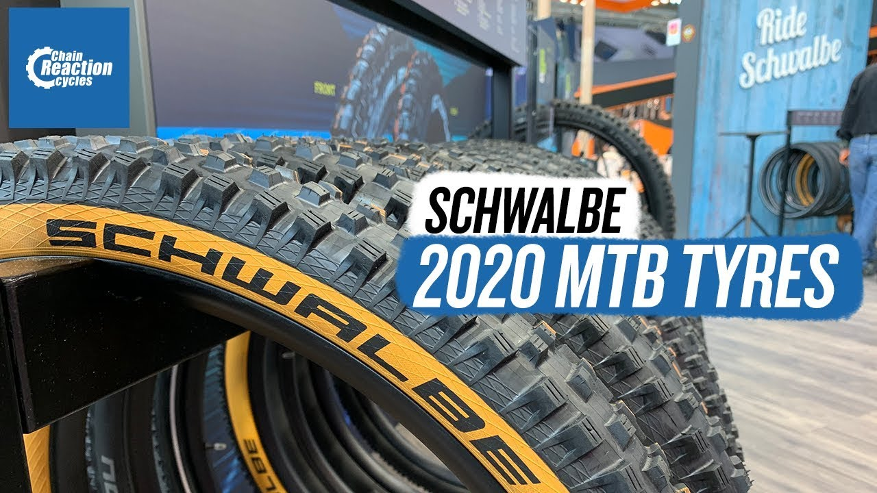 Best Tires 2020.Schwalbe 2020 Mtb Tyres Crc