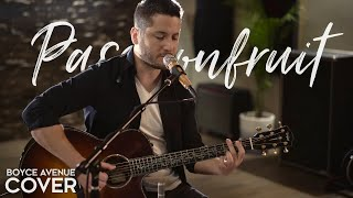 Passionfruit - Drake (Boyce Avenue acoustic cover) on Spotify & Apple