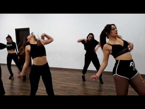 POUR IT UP | RL Grime Remix- Rihanna| Choreography Heels by Evelio Notario | SET Dance Studio