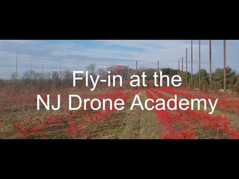 Fly-in at the NJ Drone Academy 11-25-17