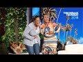 #TBT Tiffany Haddish Finally Meets Her Idol Oprah