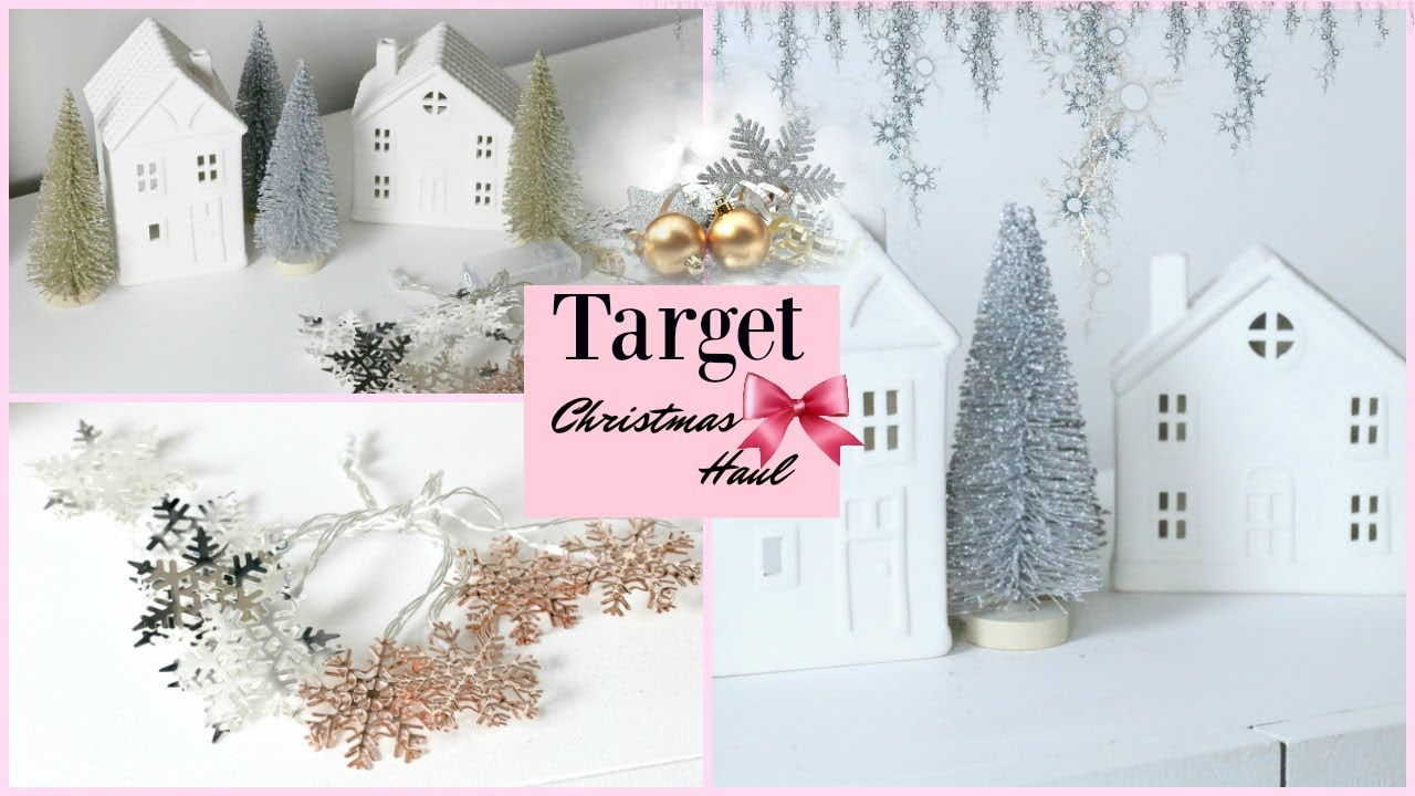 Target dollar spot christmas new home decor haul nov for November home decorations