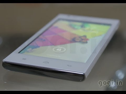xolo a600 review unboxing smart looking low cost dual core