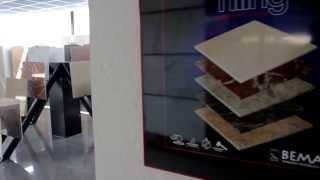 видео Мраморная плитка