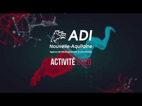 ADI Nouvelle-Aquitaine Activité 2020