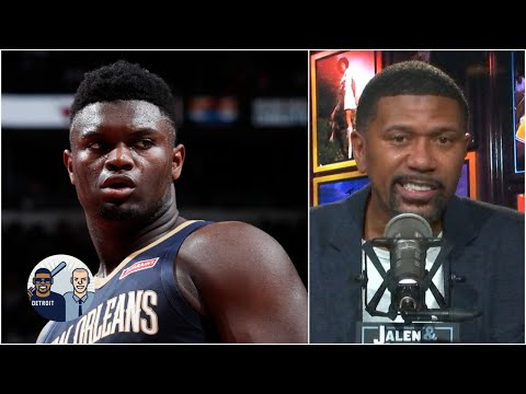 Zion Williamson's health 'a major concern' for Pelicans – Jalen Rose | Jalen & Jacoby thumbnail