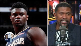 Zion Williamson's Health 'a Major Concern' For Pelicans – Jalen Rose | Jalen & Jacoby