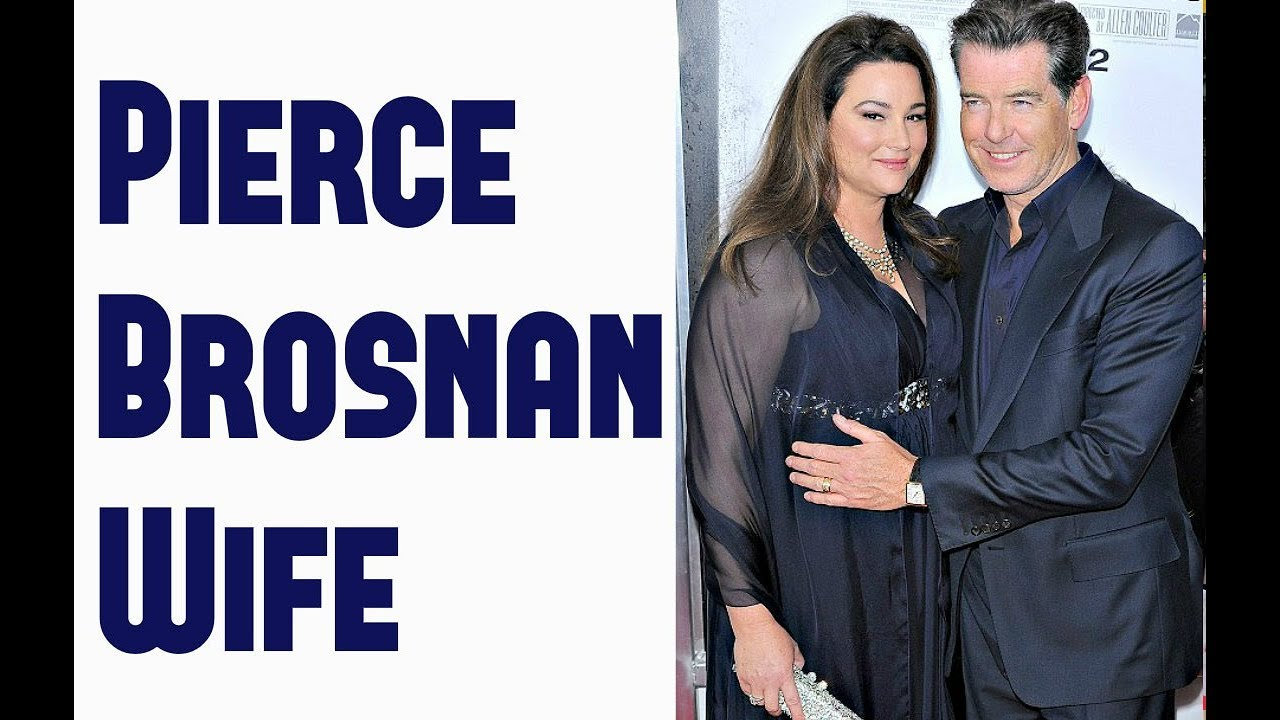 Pierce Brosnan Wife (2017) | Pierce Brosnan & Keely Shaye ...