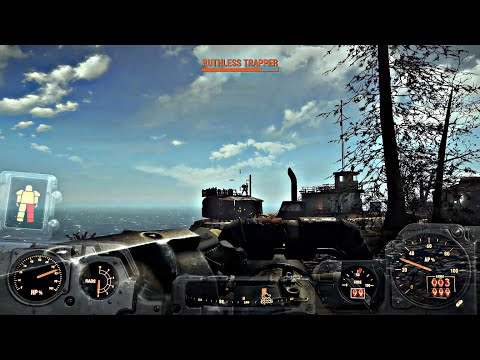 Fallout 4 PC (Far Harbor DLC)-Hull Breach to Right of Passage (Enhanced Graphic Detail)