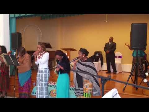 07 Adonai we worship you   Groupe Psaume 150   MFCI Church   Culte du 31 Dec 2017
