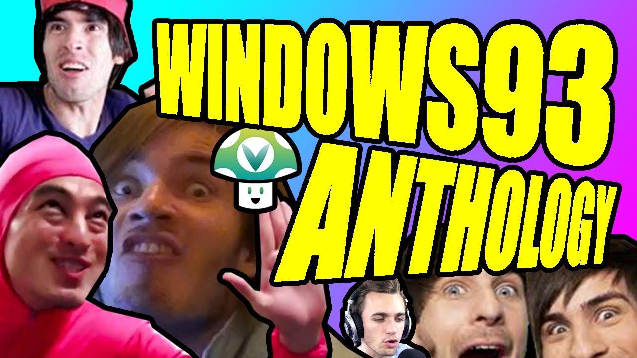WINDOWS93 NET ANTHOLOGY
