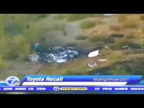 Toyota Recalls Millions of Vehicles
