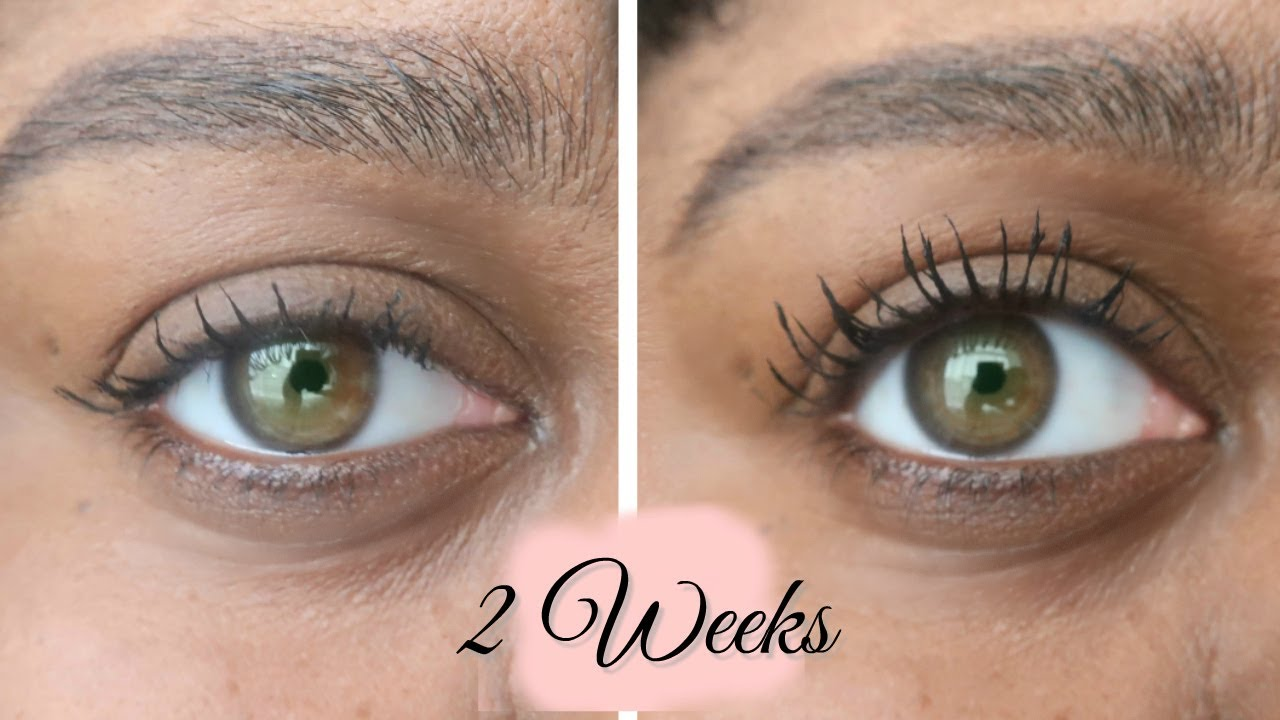 Castor Oil For Eyelashes Before And After Pictures ...