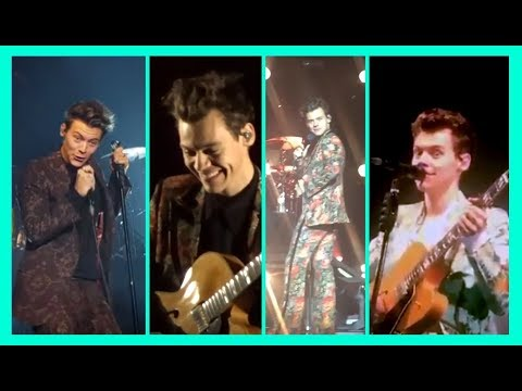 Harry Styles - Hot, cheeky and funny tour moments |PART 7|