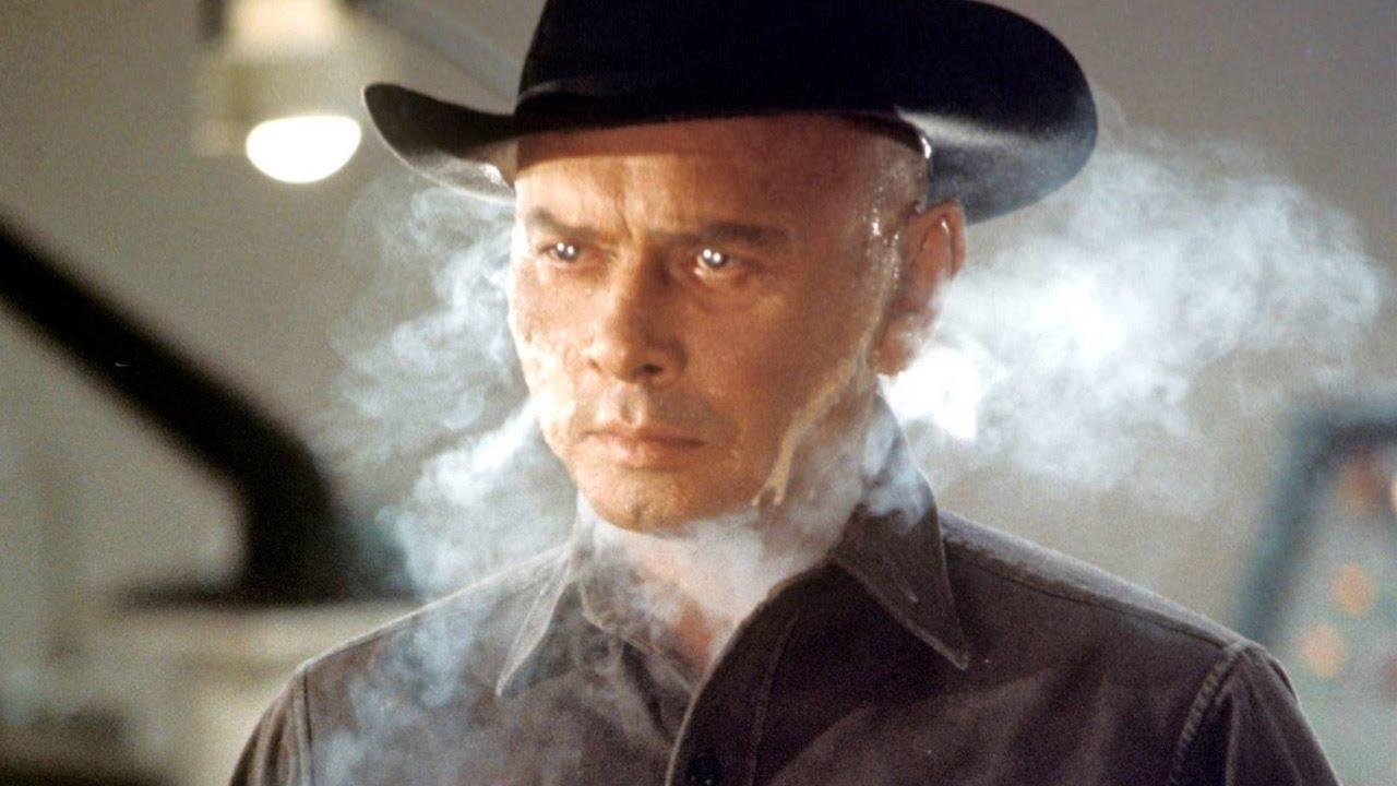 Yul Brynner Westworld