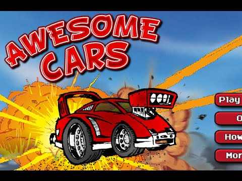 Awesome Cars Full Gameplay Walkthrough