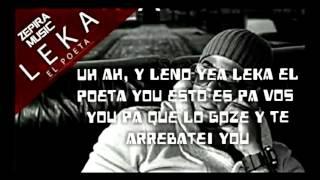 Negra de trasero grande baila-Leka él poeta (Letra)