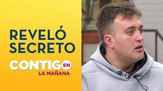 ¡INÉDITO! Luis Pettersen reveló dato oculto en Caso Fernanda Maciel - Contigo en La Mañana